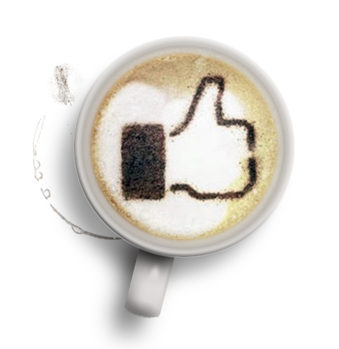 Coffee Cup -Imagination FX | Web design & Internet Marketing
