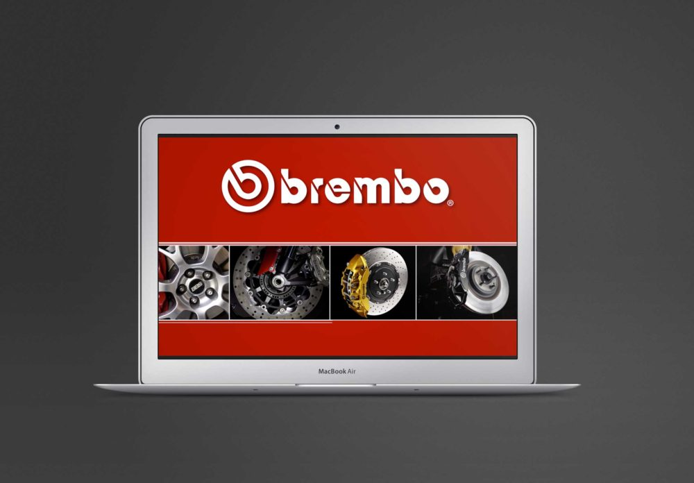 Brembo -Imagination FX   Web design & Internet Marketing