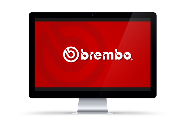 Brembo Screen -Imagination FX | Web design & Internet Marketing