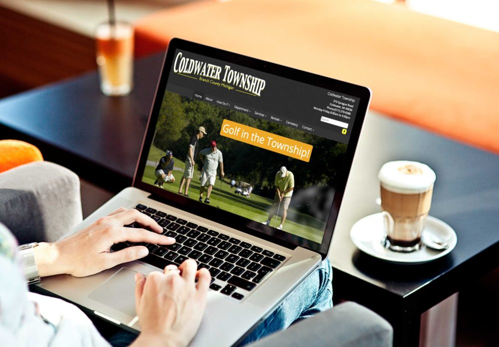 Coldwater Township -Imagination FX   Web design & Internet Marketing